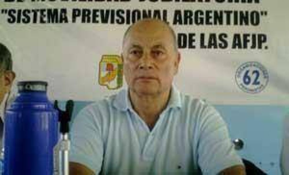 La OIT intervino ante el gobierno por la persecución política contra Venegas
