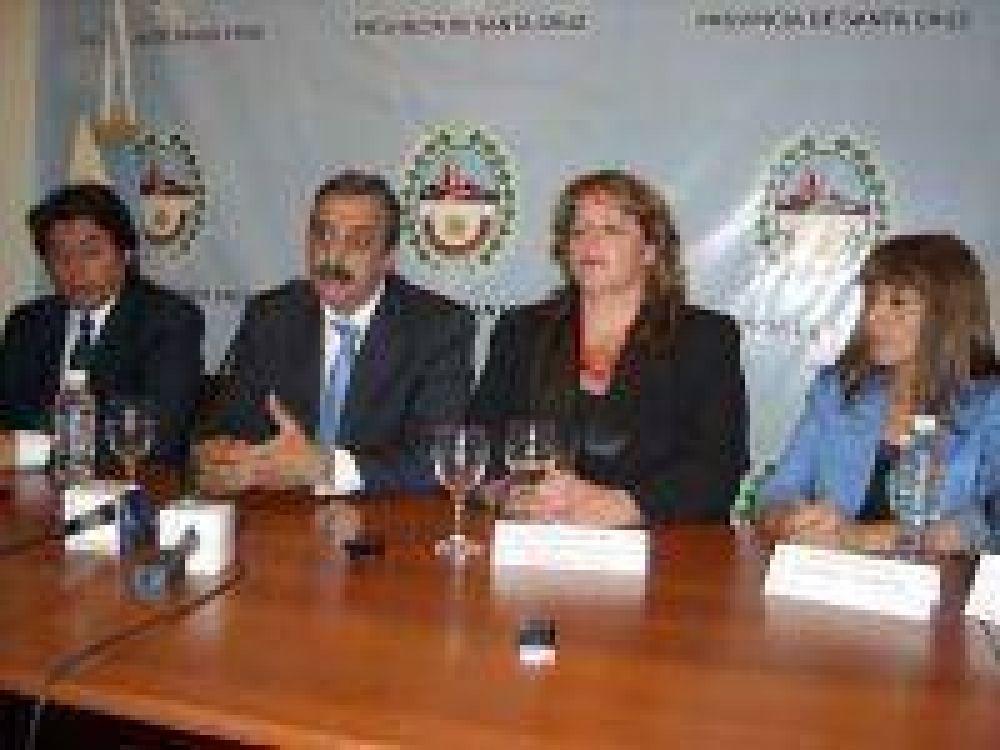 Asumió Mazzú como nuevo Ministro de Asuntos Sociales.