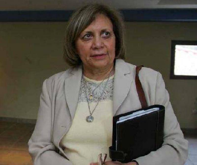 Iris López, la nueva presidente del HCD.