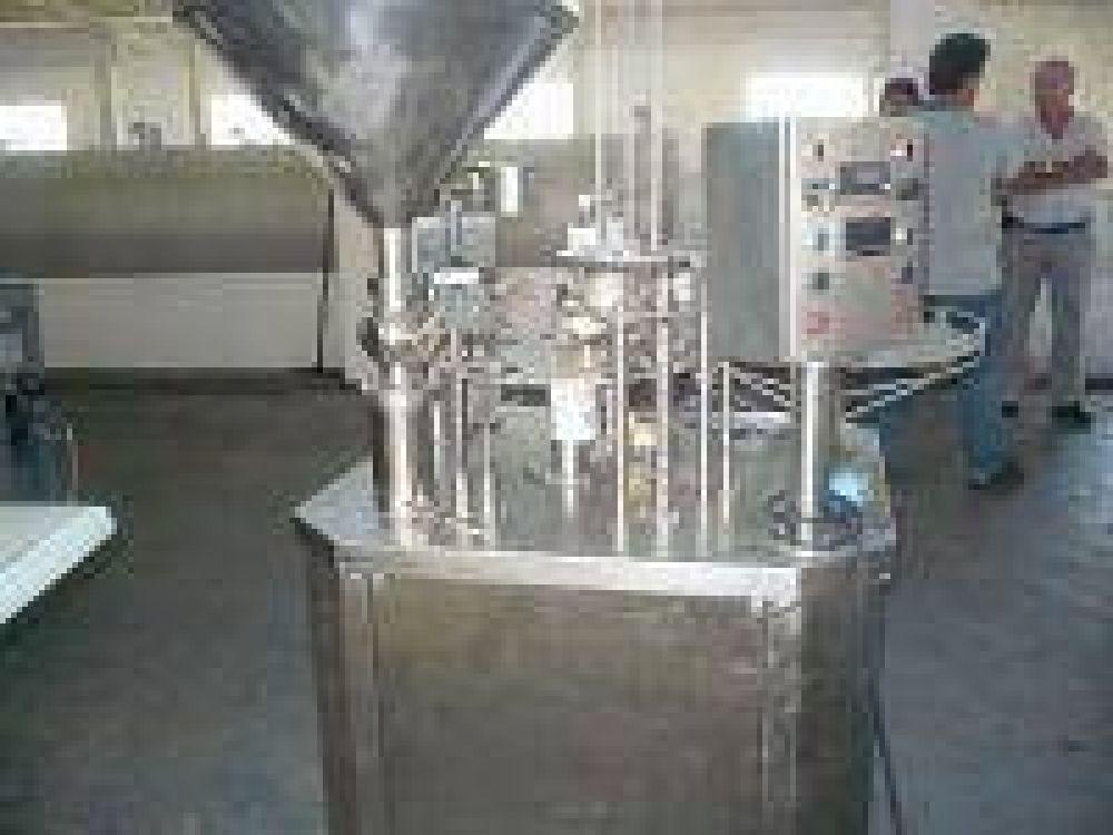 Maquinaria para la Cooperativa Alimentaria.