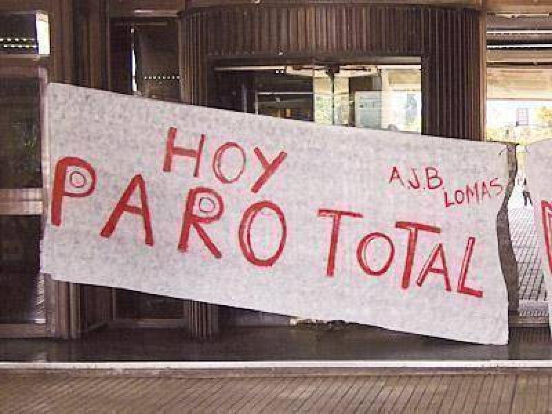 LOMAS: Los judiciales vuelven a parar hoy y movilizarán a La Plata