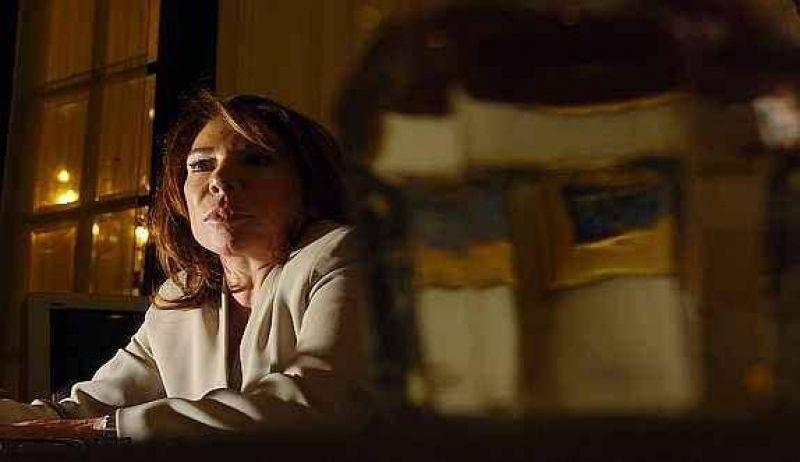 """""""De la Sota perdió una joyita como yo""""."""