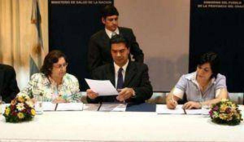 El plan nacional Salud Familiar para 300.000 argentinos se lanzó ayer desde Resistencia