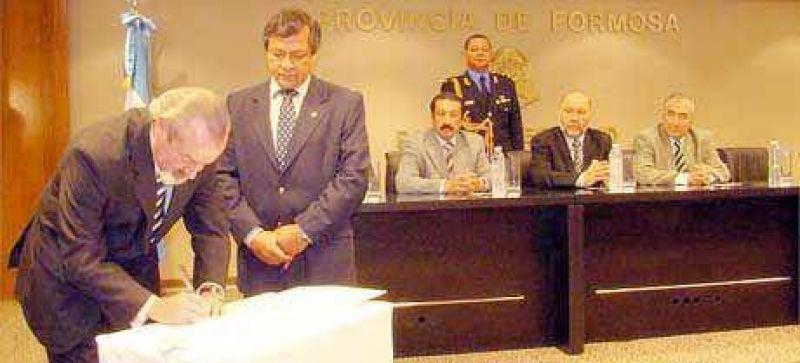 Formosa creó el Instituto Universitario Agropecuario