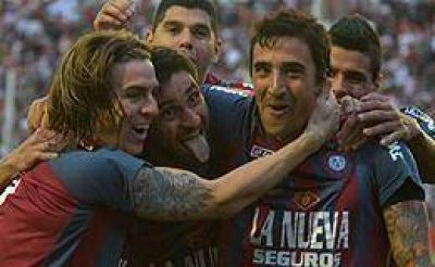 San Lorenzo se trajo un triunfo vital para quedarse en Primera