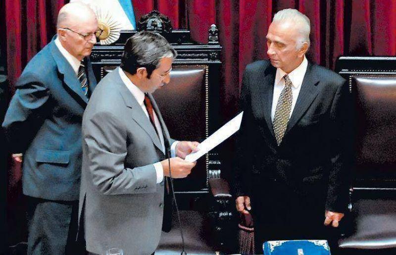Senado: el oficialismo