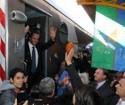 Y un día el tren volvió a Tandil