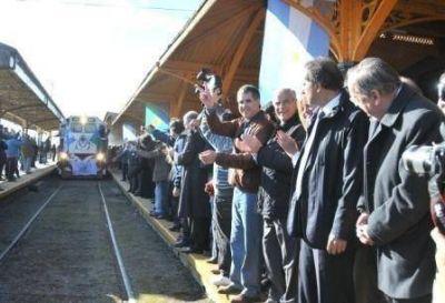 """El Gobernador convocó a """"consolidar esta locomotora del crecimiento que es la provincia"""""""