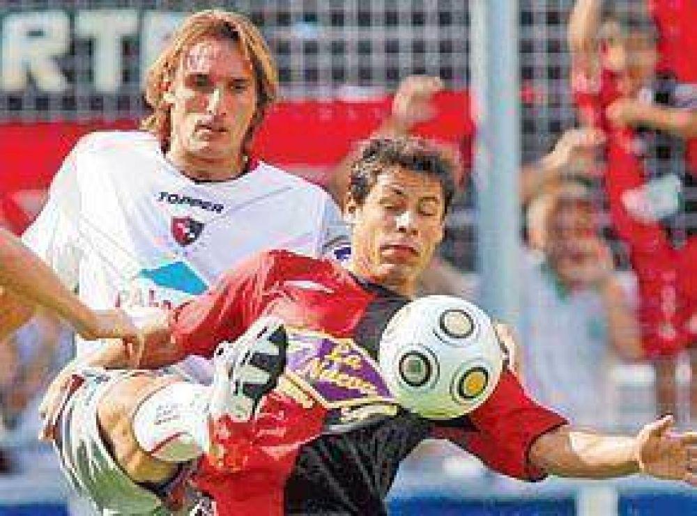 Colón salvó un punto ante un Newell's que no lo remató