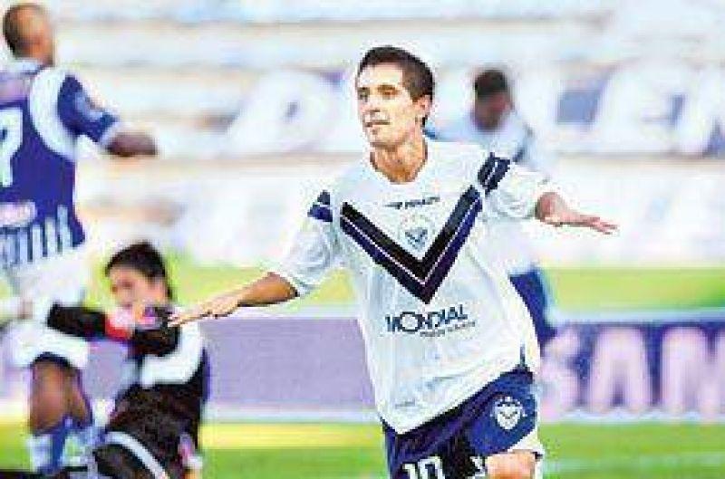 Vélez edificó un festival de goles y de fútbol en el segundo tiempo