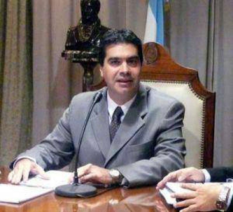 Capitanich inaugura hoy el per�odo legislativo 2009