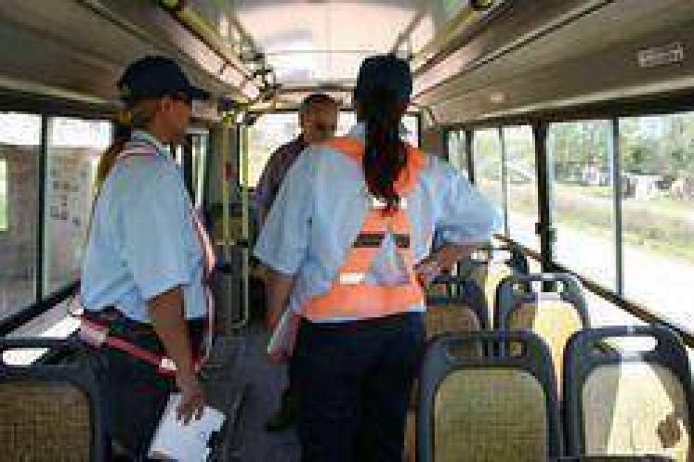 A partir de Marzo: El Municipio establecerá mejoras para el transporte público de pasajeros