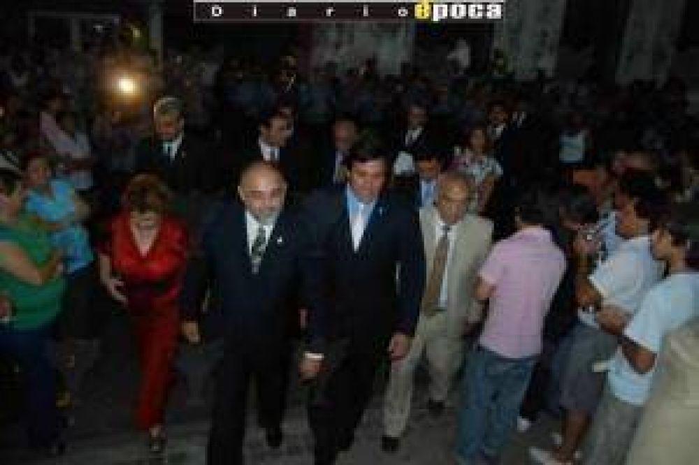 Vignolo reclamó al Gobierno que se refinancien las deudas de Capital.