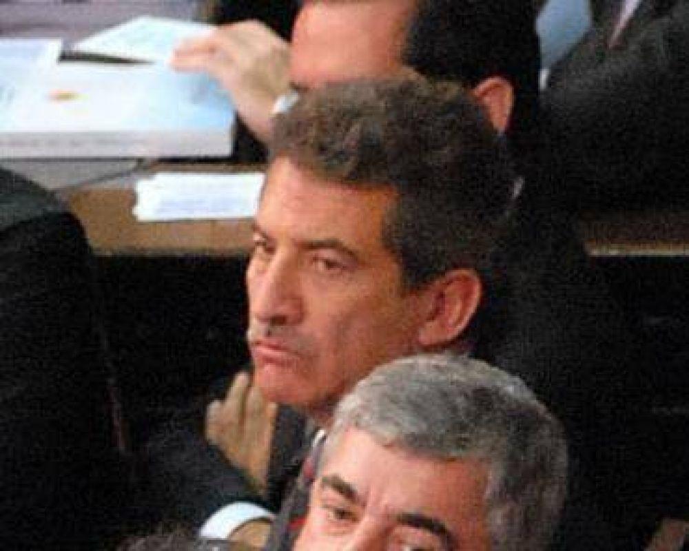 El Gobernador Urribarri elogió el discurso de la Presidenta.