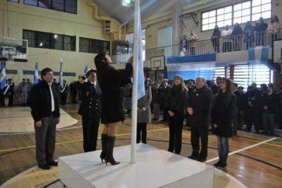 El intendente Melella llamó a defender la libertad respetando a los demás