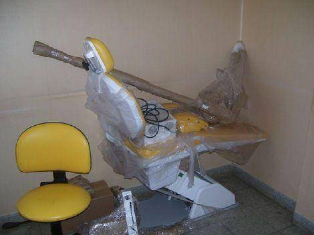 Equipamiento odontológico para la sede de AOMA en Villa Fortabat