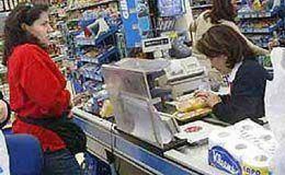 Cayeron más del 14% las ventas minoristas en febrero