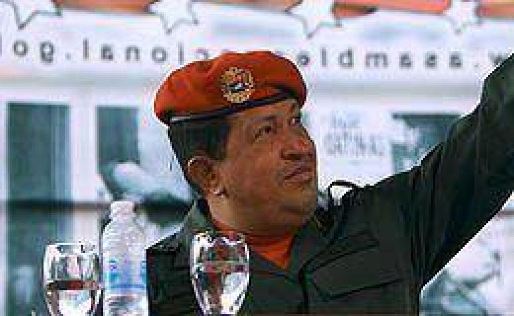 Chávez a Obama: