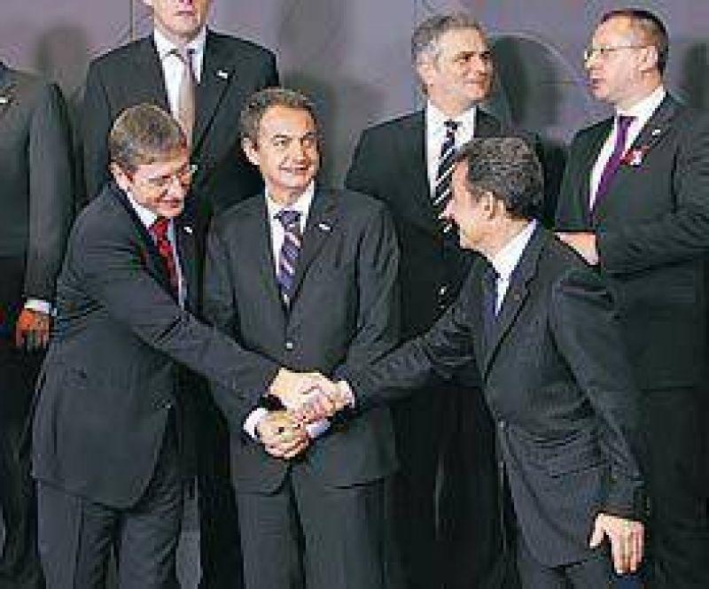 No de la Unión Europea a un plan de ayuda para los países del Este