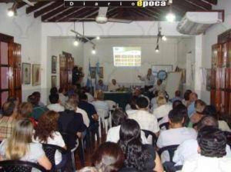 Dirigentes de la FECORR deliberaron en Virasoro sobre la coyuntur.