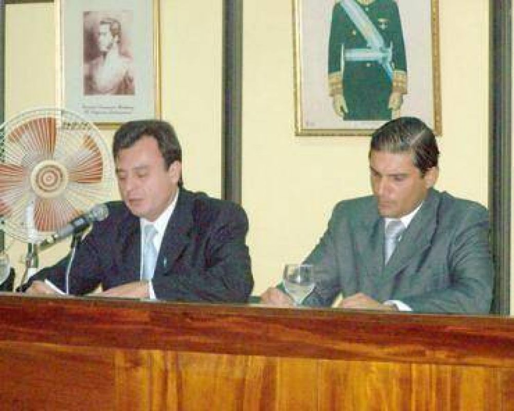 El intendente Bisogni dijo que no se pondrá en riesgo el equilibrio financiero.