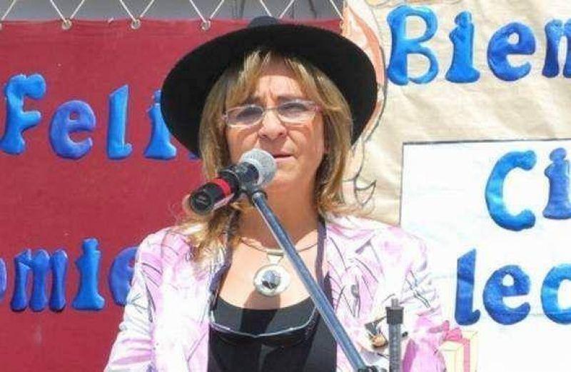 La Ministra de Educaci�n habl� sobre el paro docente.