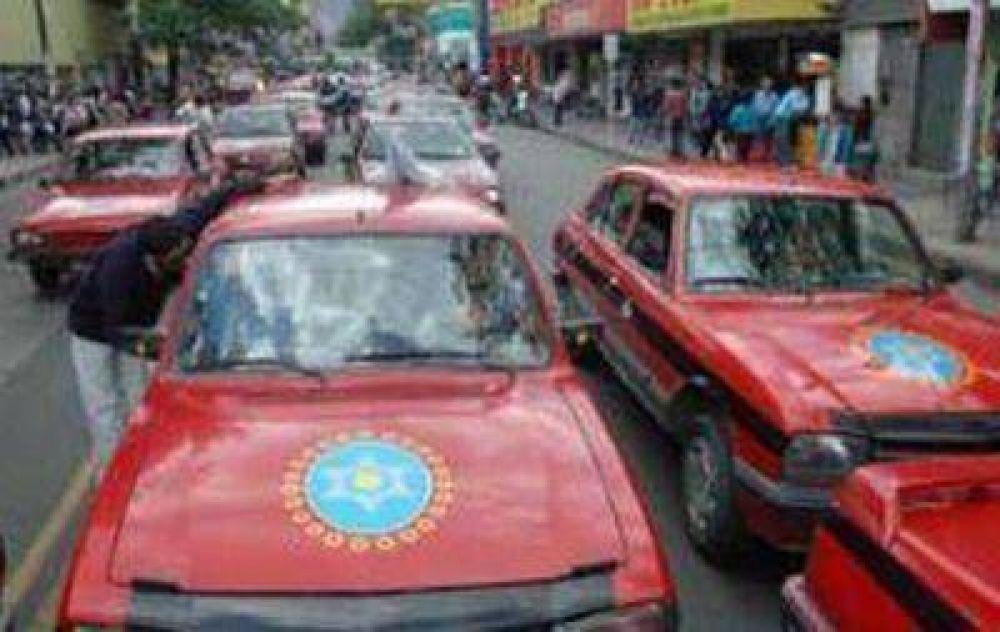 Otorgarán 5 millones de pesos en créditos para taxistas salteños.