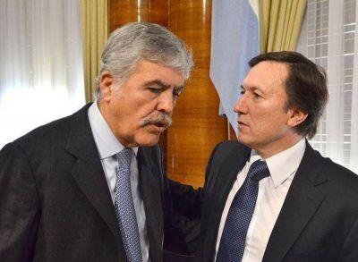 Bevilacqua se reunió con De Vido por la continuidad de la obra pública