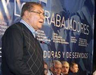 """El secretario adjunto de la CGT se mostró esperanzado en revertir el """"corte del diálogo"""" entre la Presidenta y Moyano"""