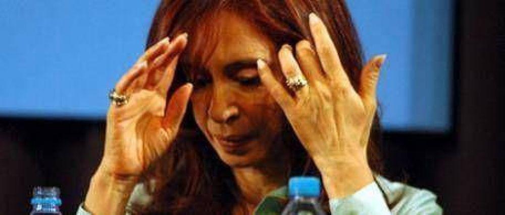 Cristina abrió el ciclo lectivo, se emocionó y pidió perdón por tantos años de egoísmo