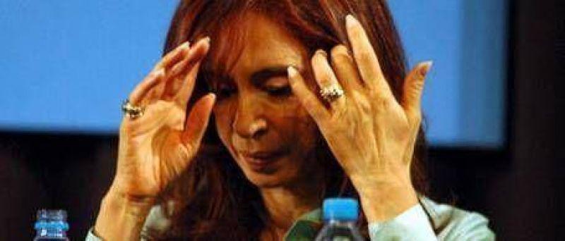 Cristina abri� el ciclo lectivo, se emocion� y pidi� perd�n por tantos a�os de ego�smo