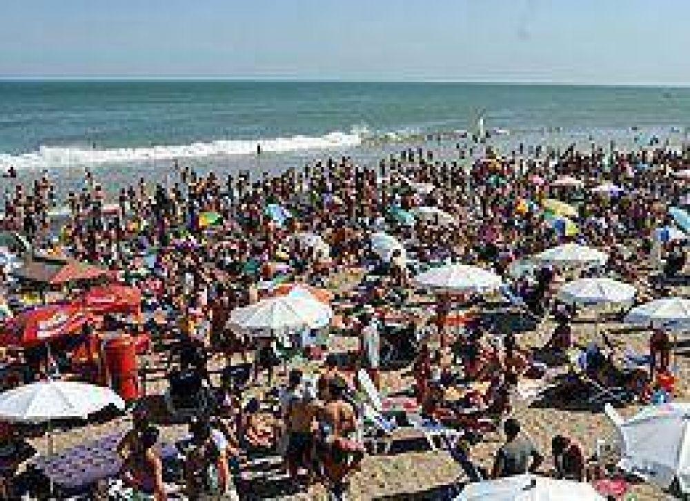 Estiman que la Costa tuvo 8 millones de visitantes durante el verano