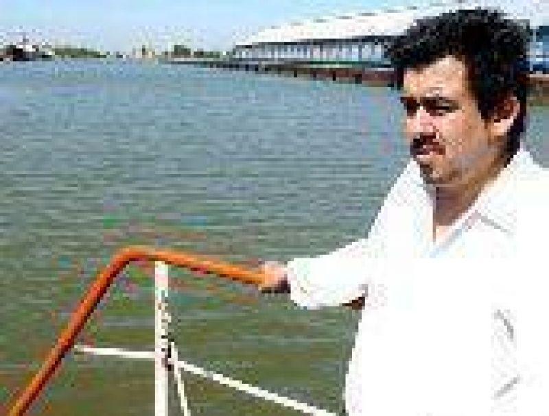 Provincia avanza en reordenamiento del puerto de Dock Sud