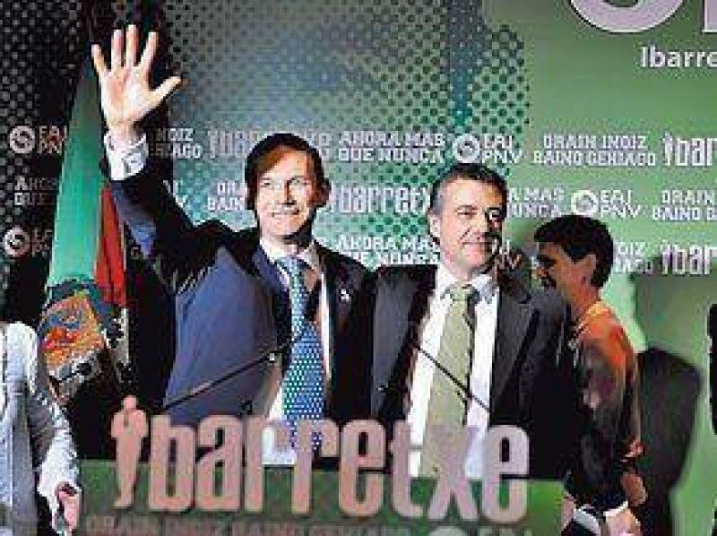 El socialismo busca quedarse con el gobierno en el País Vasco