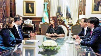 Al final, Cristina liberó la plata y Scioli pagará los aguinaldos