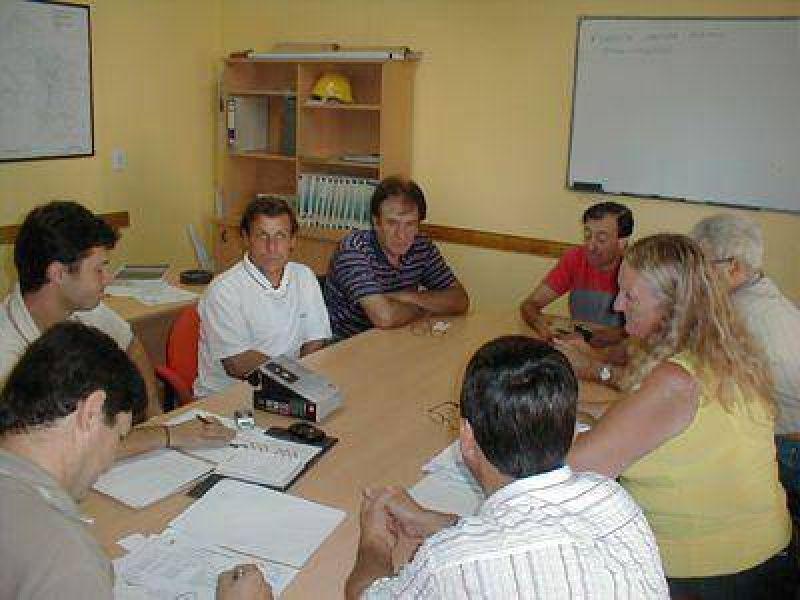 Vial: Azaro y García Laborde ya están en plenas funciones