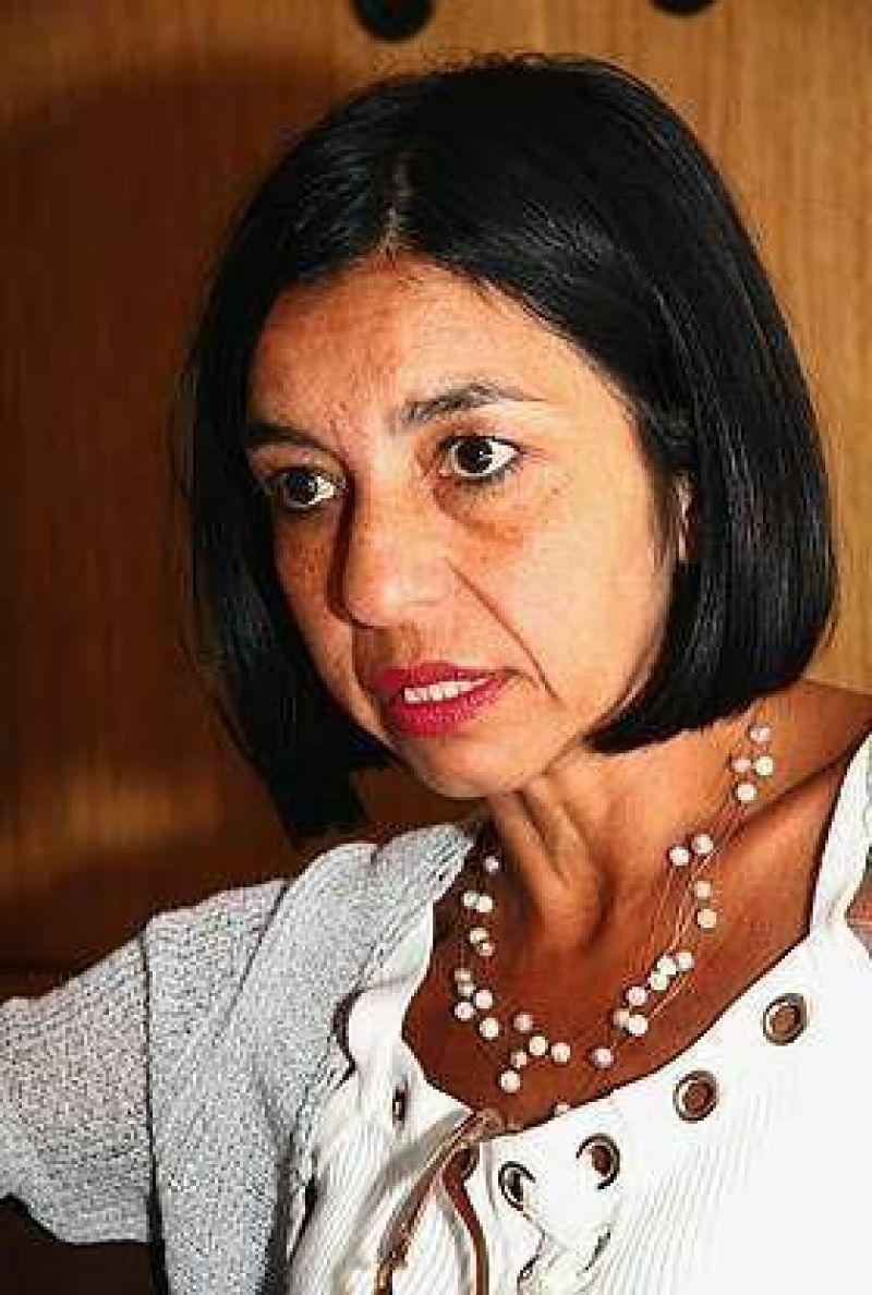 La subsecretaria de Ingresos P�blicos de Santa Fe asegur� que la provincia no adherir� a la ley de blanqueo de capitales