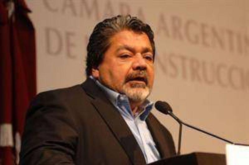Exigen la renuncia al frente de la Uocra de Gerardo Mart�nez