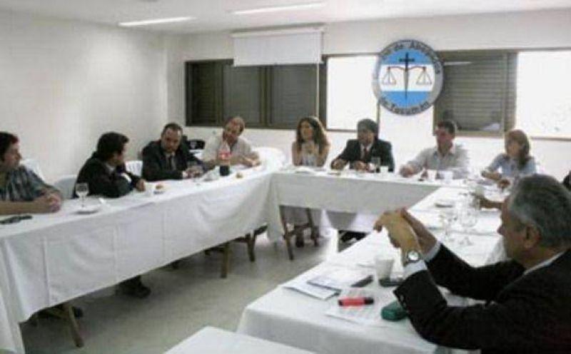 Abogados del sur reclaman la integración definitiva del CAM.