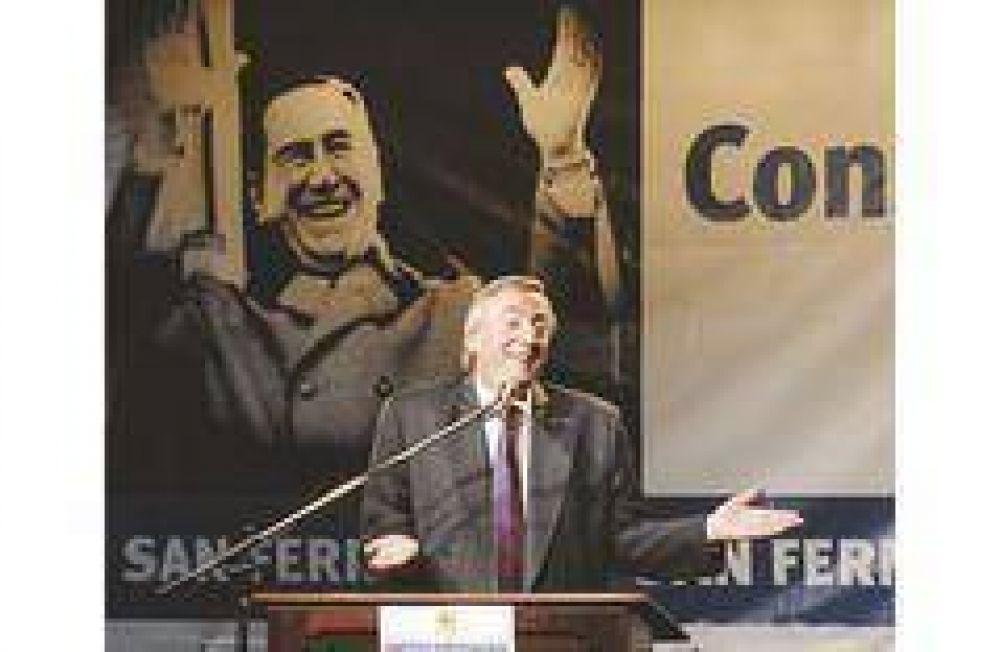 Si es candidato, Kirchner quiere a todos en la lista para que juegen su suerte con él