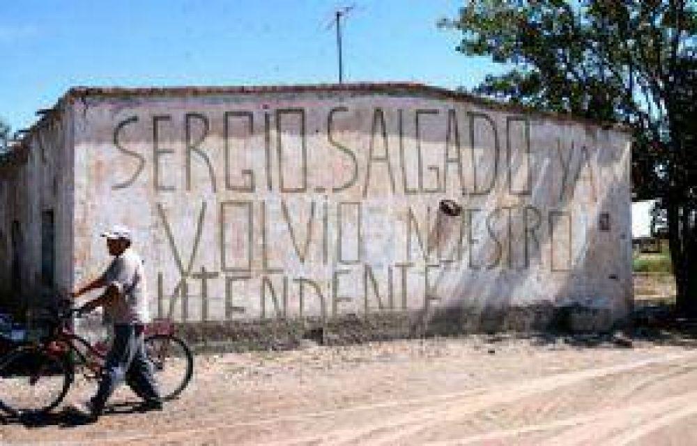 Adaro, Salgado y los concejales negocian un pacto de convivencia