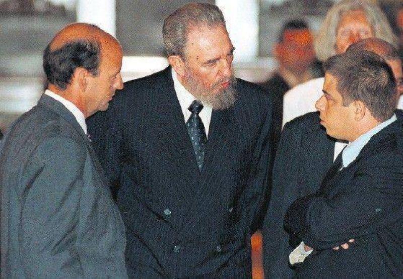 Inesperada acusación de Fidel a los funcionarios relevados