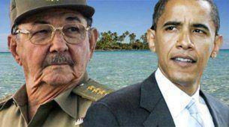 Gobierno de los EEUU busca mejorar la relación con Cuba