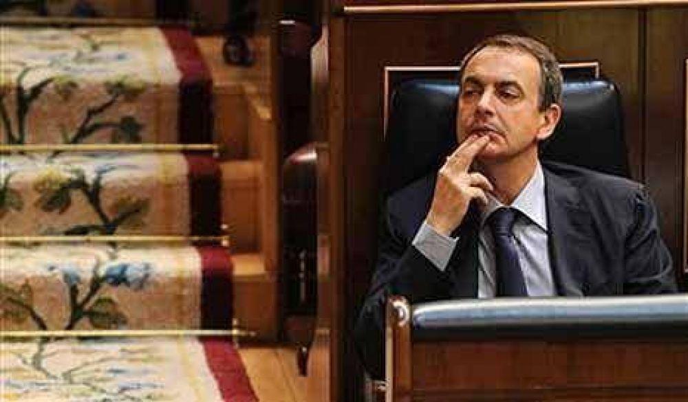"""Zapatero pidió """"fair play"""" a los nacionalistas vascos"""