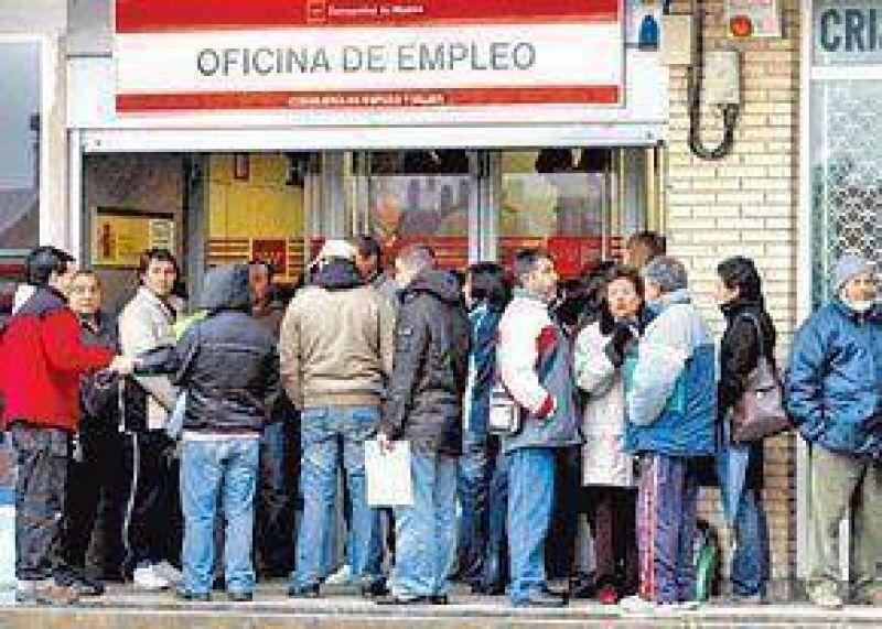 Se ahondan la recesi�n y el desempleo en varios pa�ses industrializados