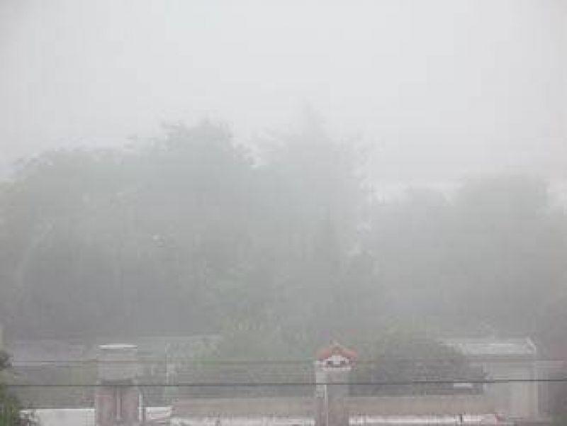 La Ciudad cubierta por la niebla