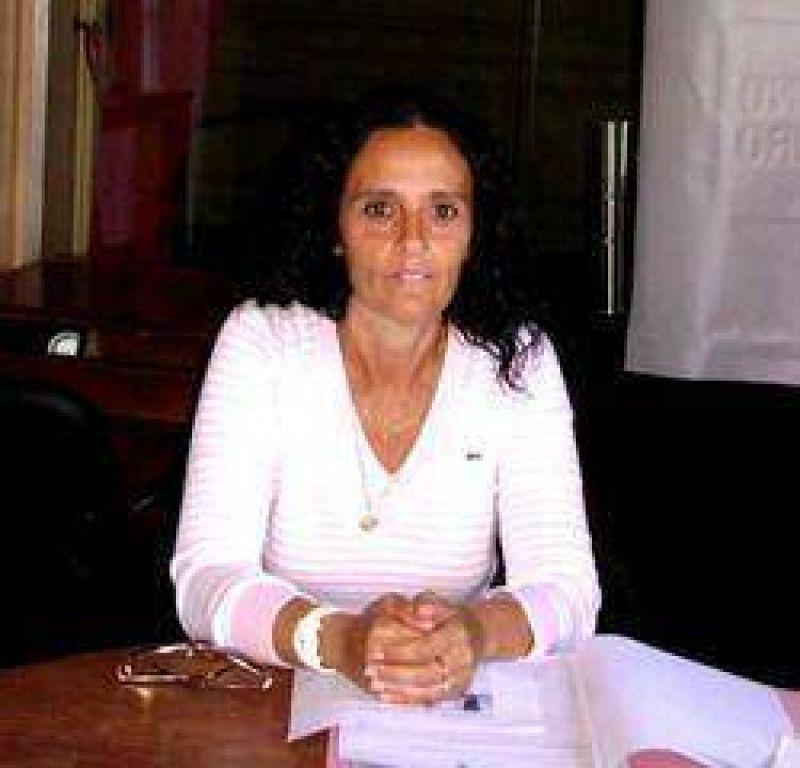 La Concejal Silvana Barreca, se reunió con Concejales del HCD de la Ciudad de Zárate