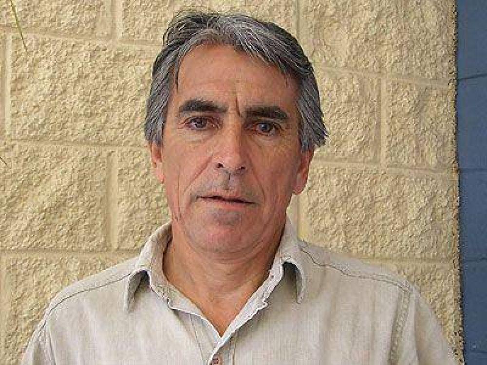 """TRAS LA VISITA DE SOLÁ A LOMAS    Cabral: """"Nos pusimos la camiseta de Felipe 2011"""""""