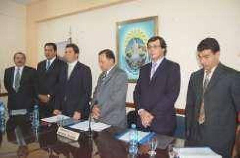 Abrieron nuevo periodo de sesiones ordinarias en Pocito