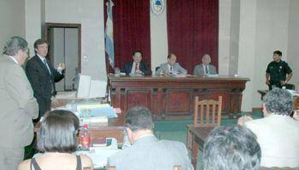 El Consejo de la Magistratura rechazará hoy una nota de reconsideración de Sola Torino.